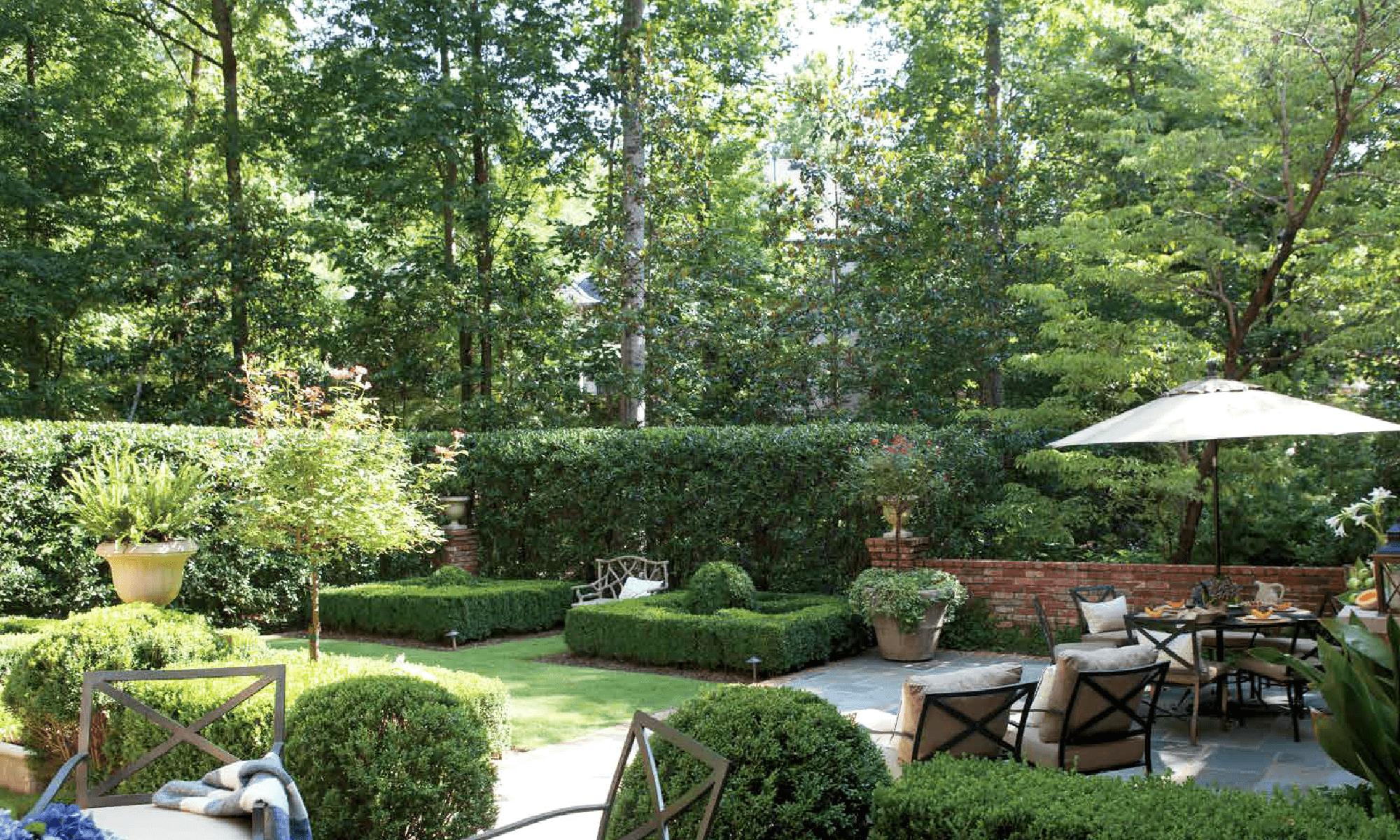 landscape and design - troy rhone garden designer