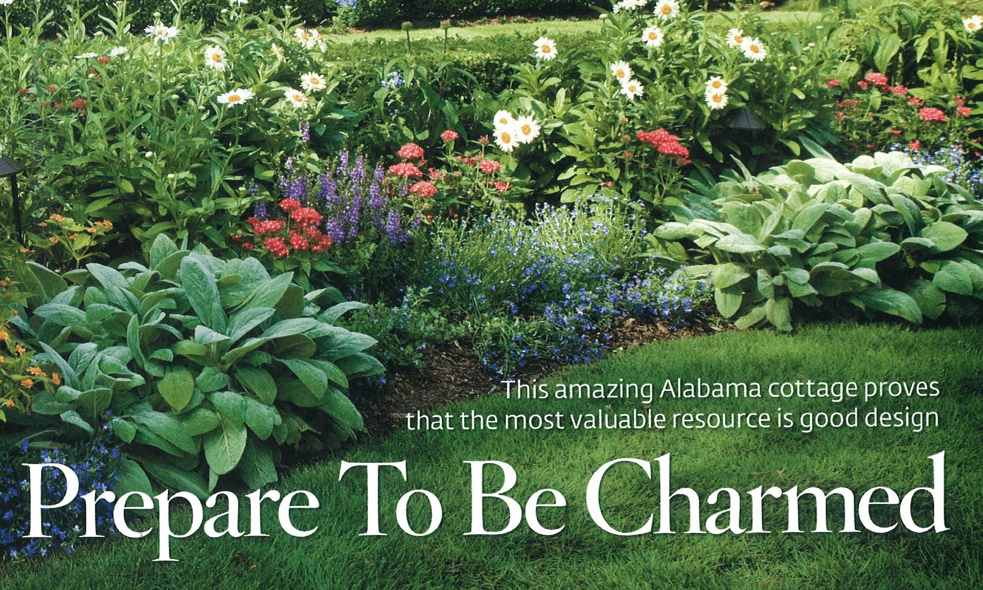 Southern Living Archives Troy Rhone Garden Design Landscape