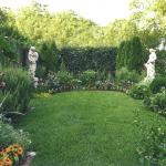 troy rhone - english garden design landscape art