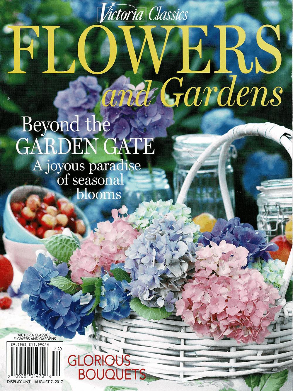 flower magazine - Troy Rhone Garden Designer