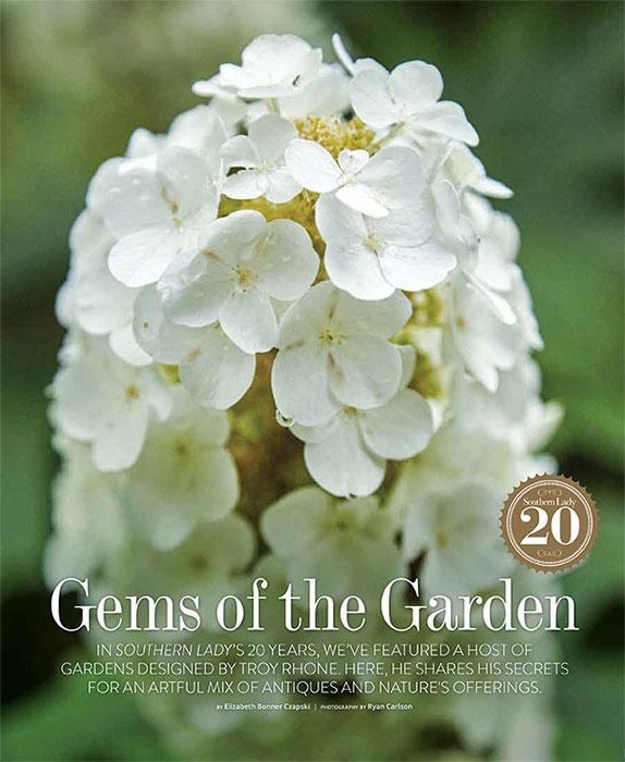 Troy Rhone Garden Designer