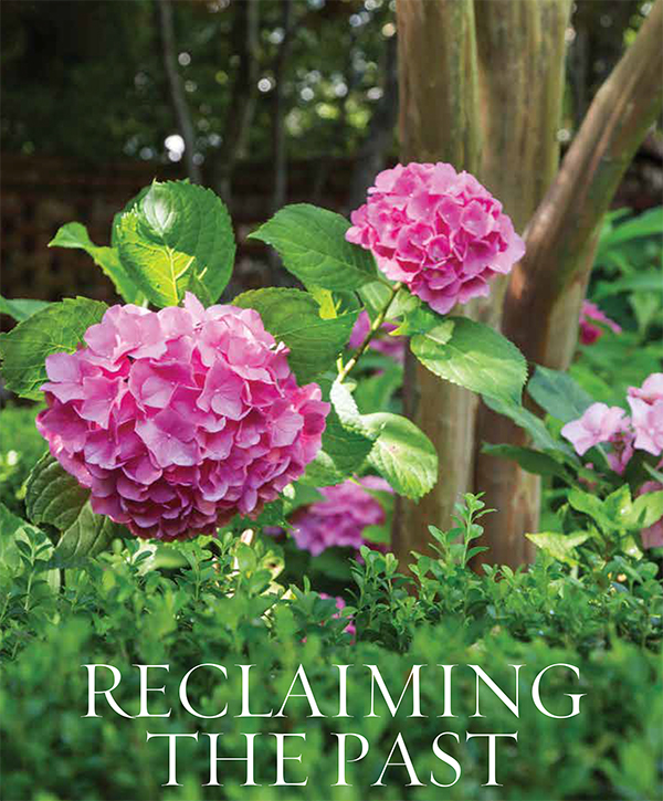 "Southern Lady Article - Troy Rhone Garden Design - ""Reclaiming the Past"""