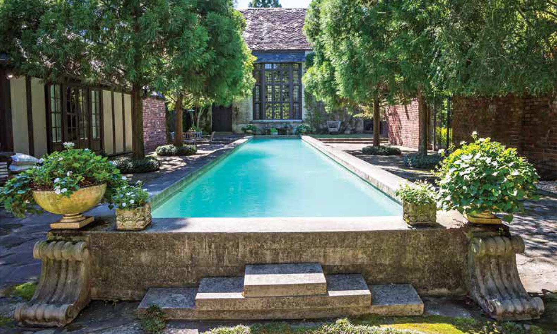 """Troy Rhone Garden Design - Landscape Designer """"Best American Landscape Designers"""""""